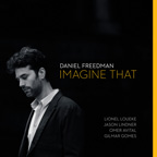 Imagine That  by Daniel  Freedman cover