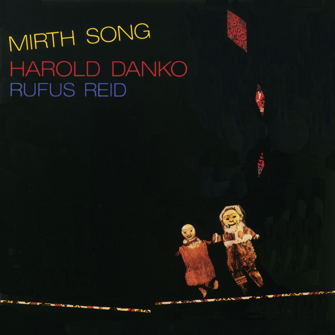 Mirth Song by Harold Danko cover