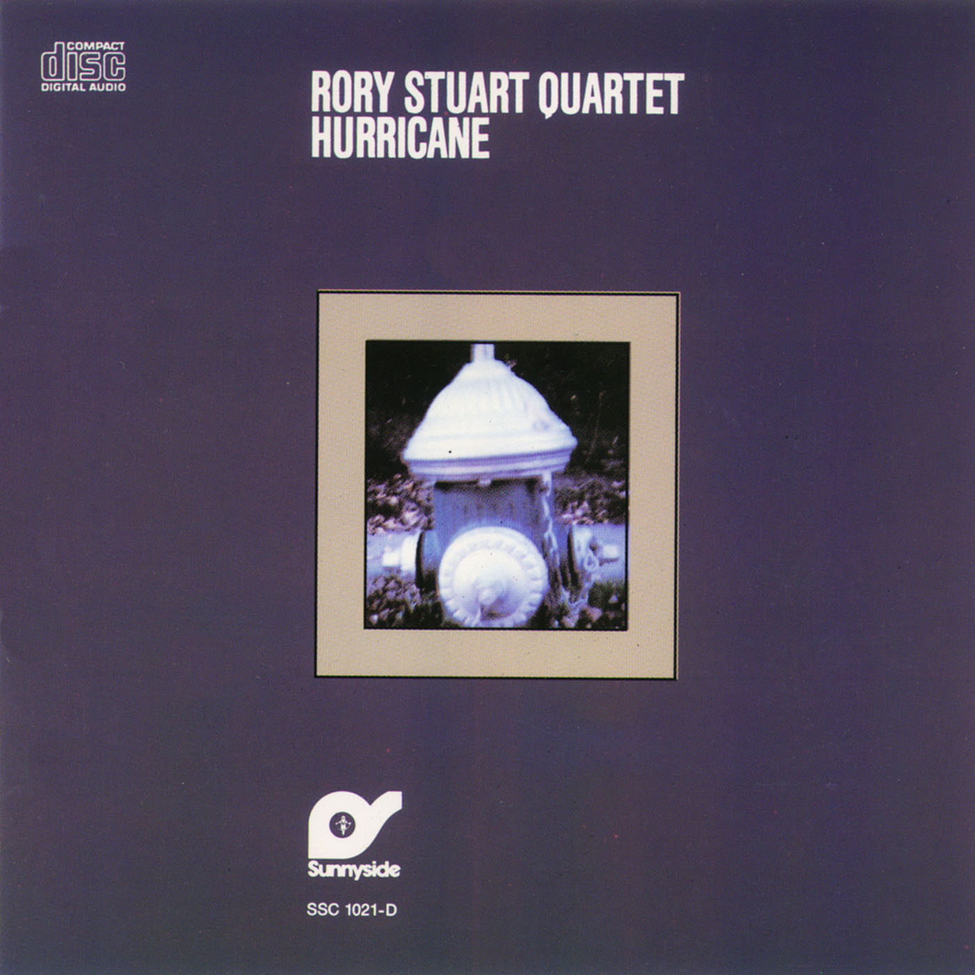 Hurricane by Rory Stuart cover