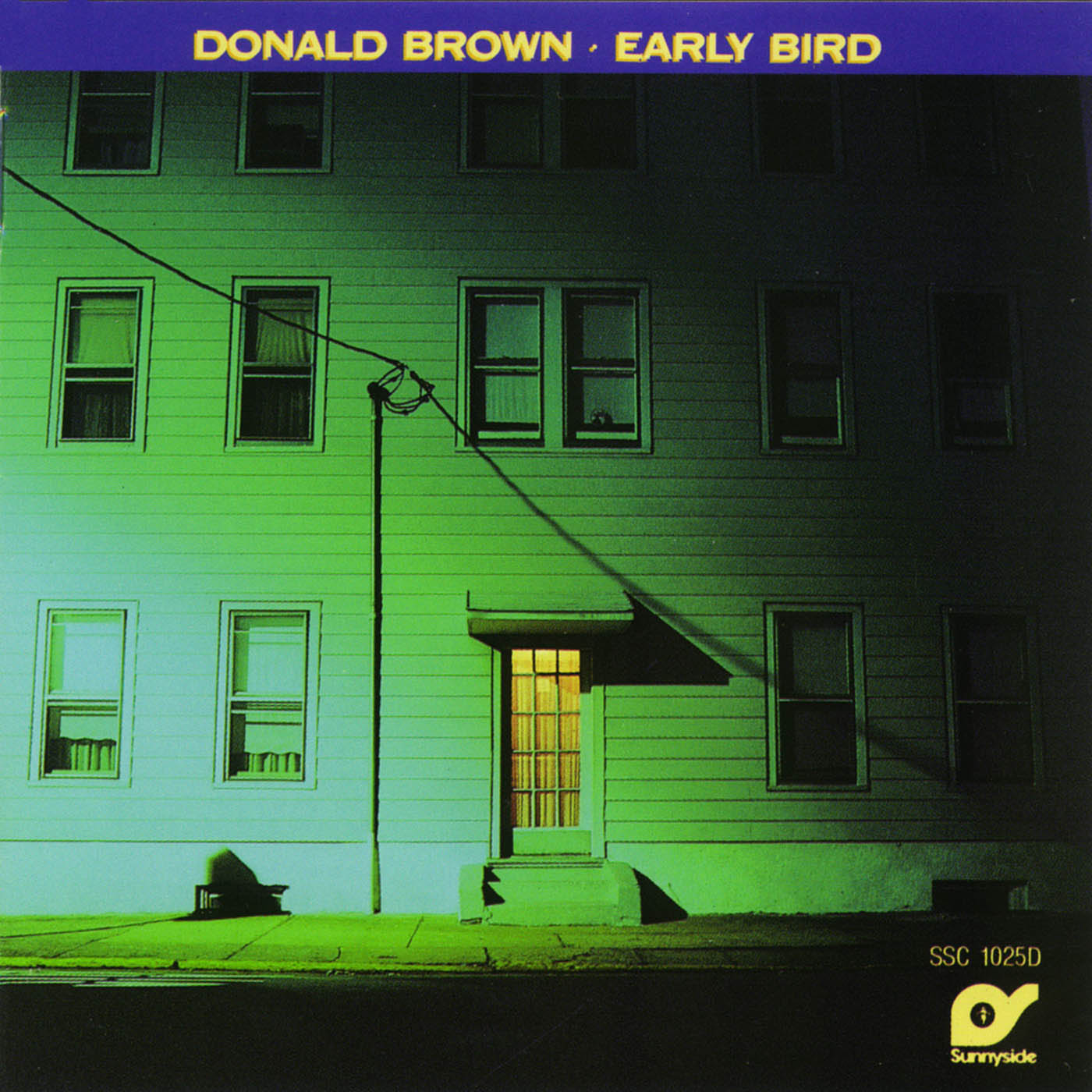 Early Bird by Donald Brown cover
