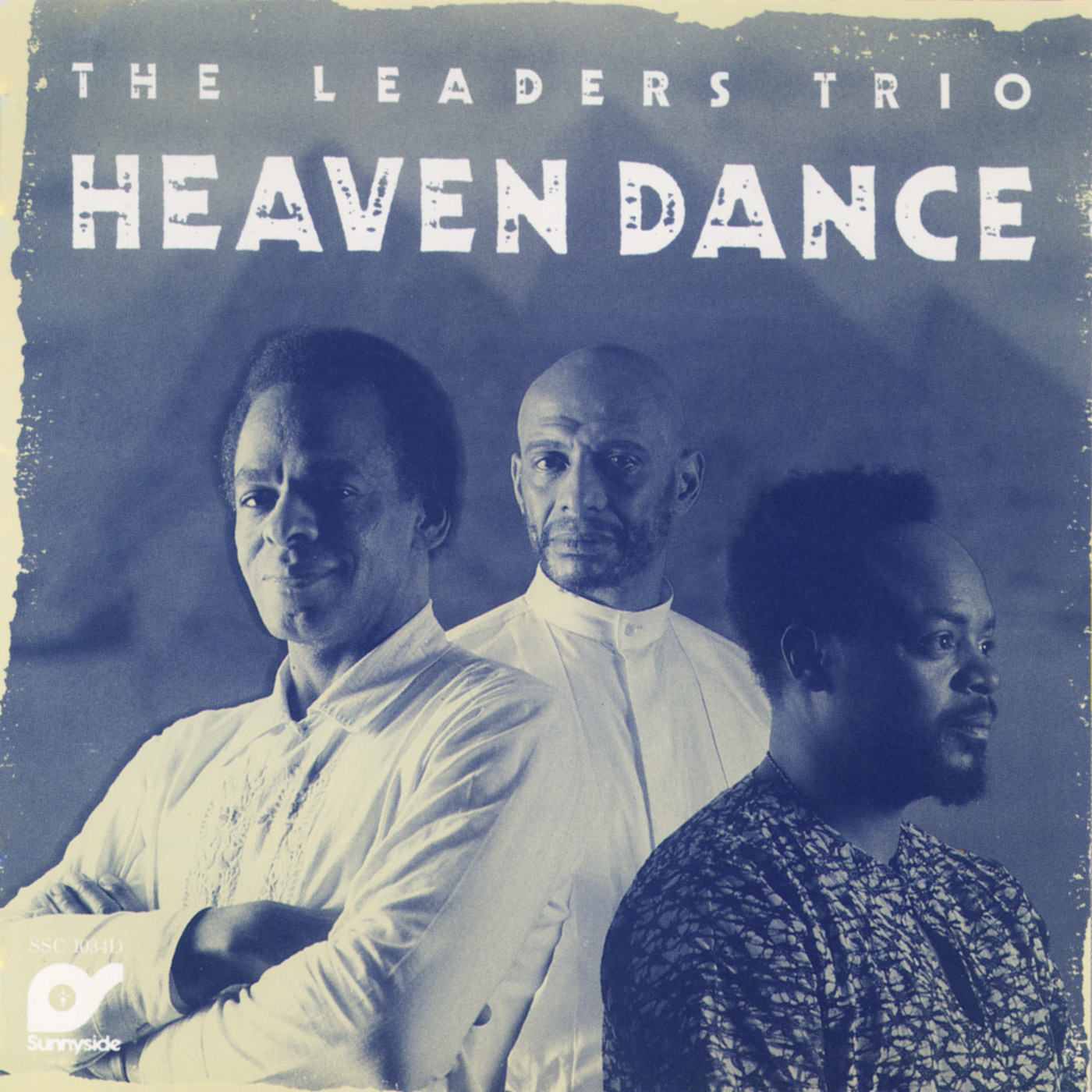 Heaven Dance by The Leaders Trio, Kirk Lightsey, Cecil McBee and  Famadou Don Moye cover