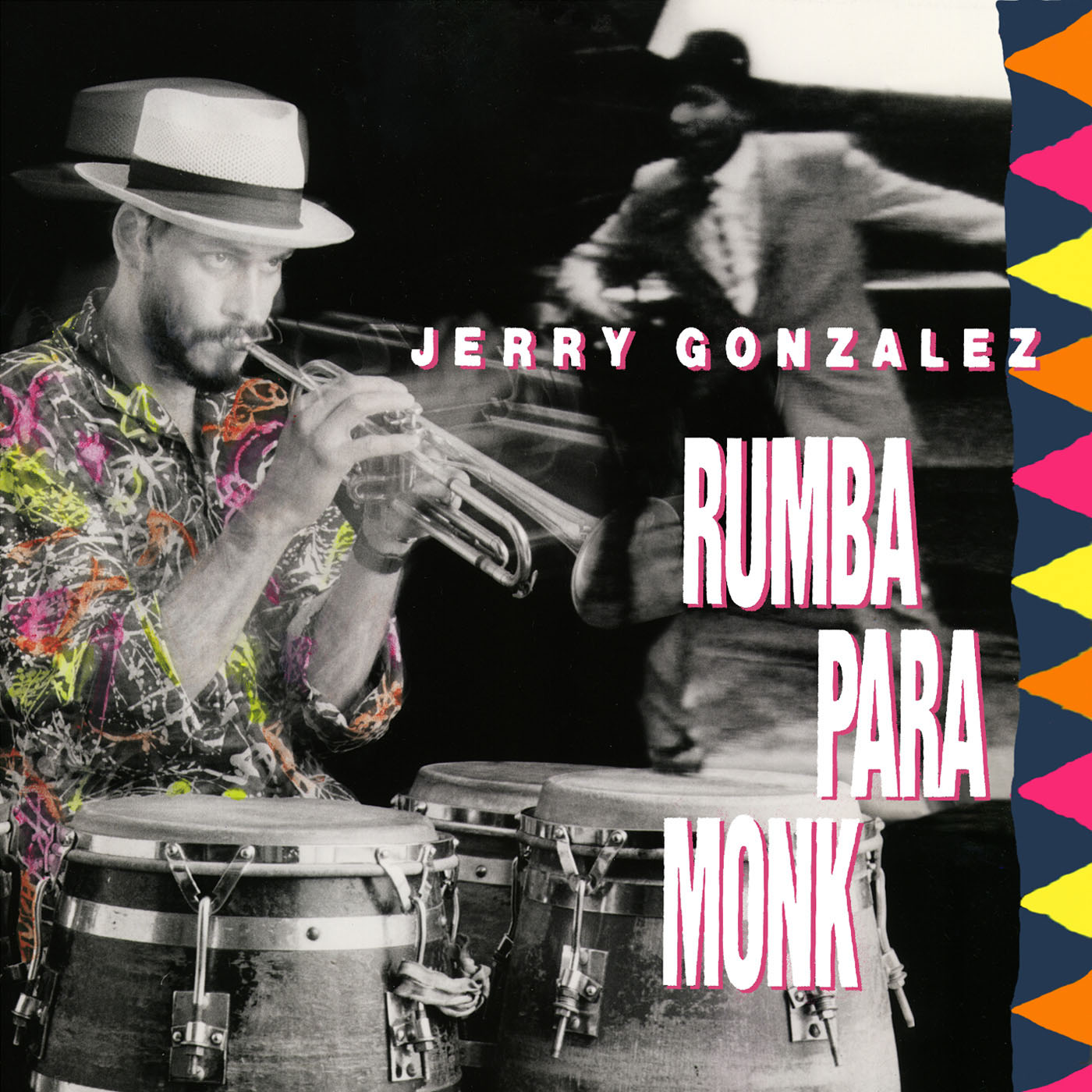 Rumba Para Monk by Jerry Gonzalez and the Fort Apache Band cover