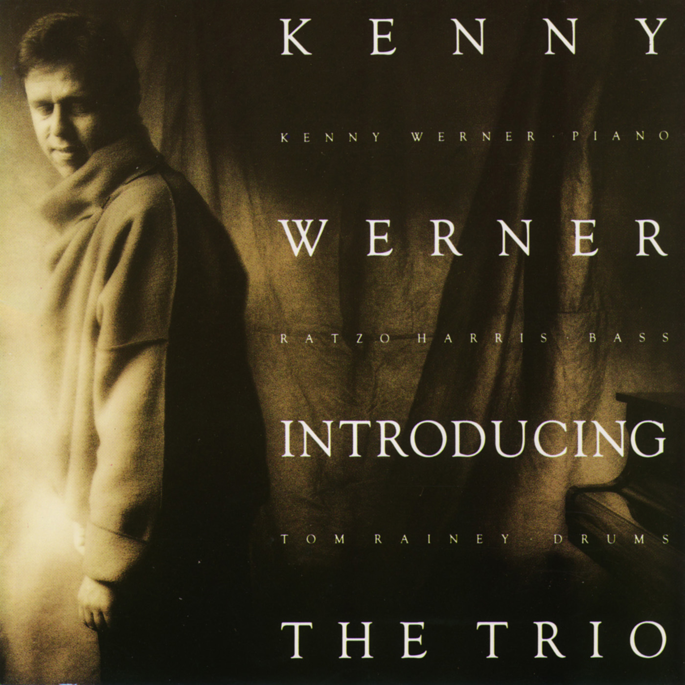 Introducing The Trio by Kenny Werner cover
