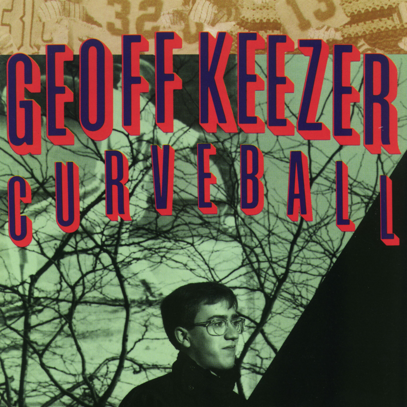 Curveball by Geoff Keezer cover