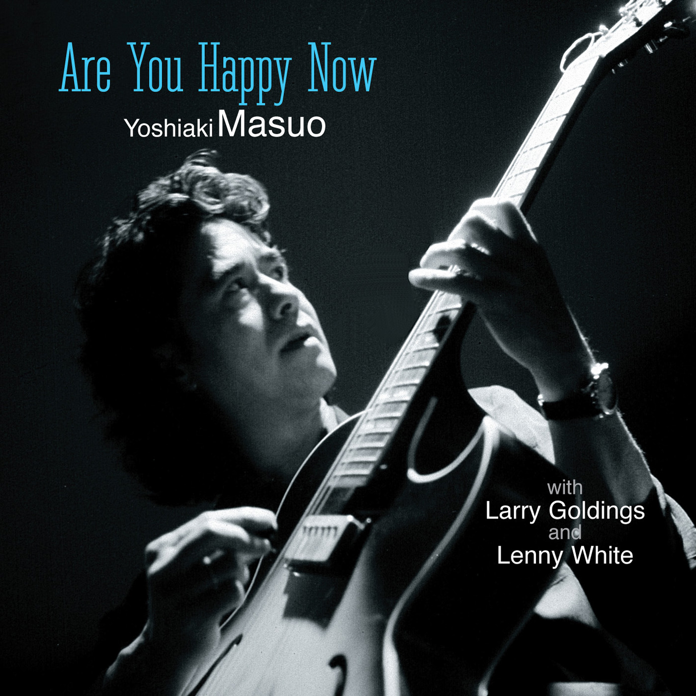 Are You Happy Now by Yoshiaki Masuo cover