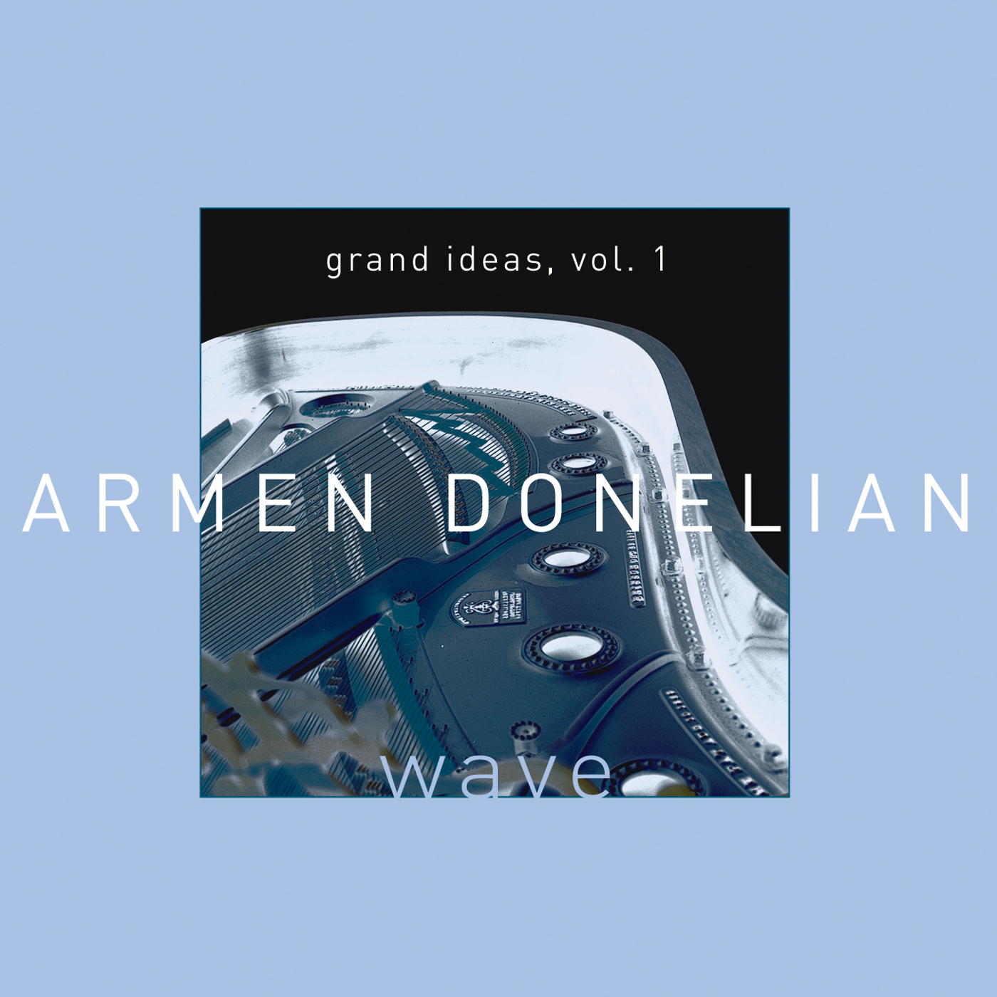Wave by Armen Donelian cover