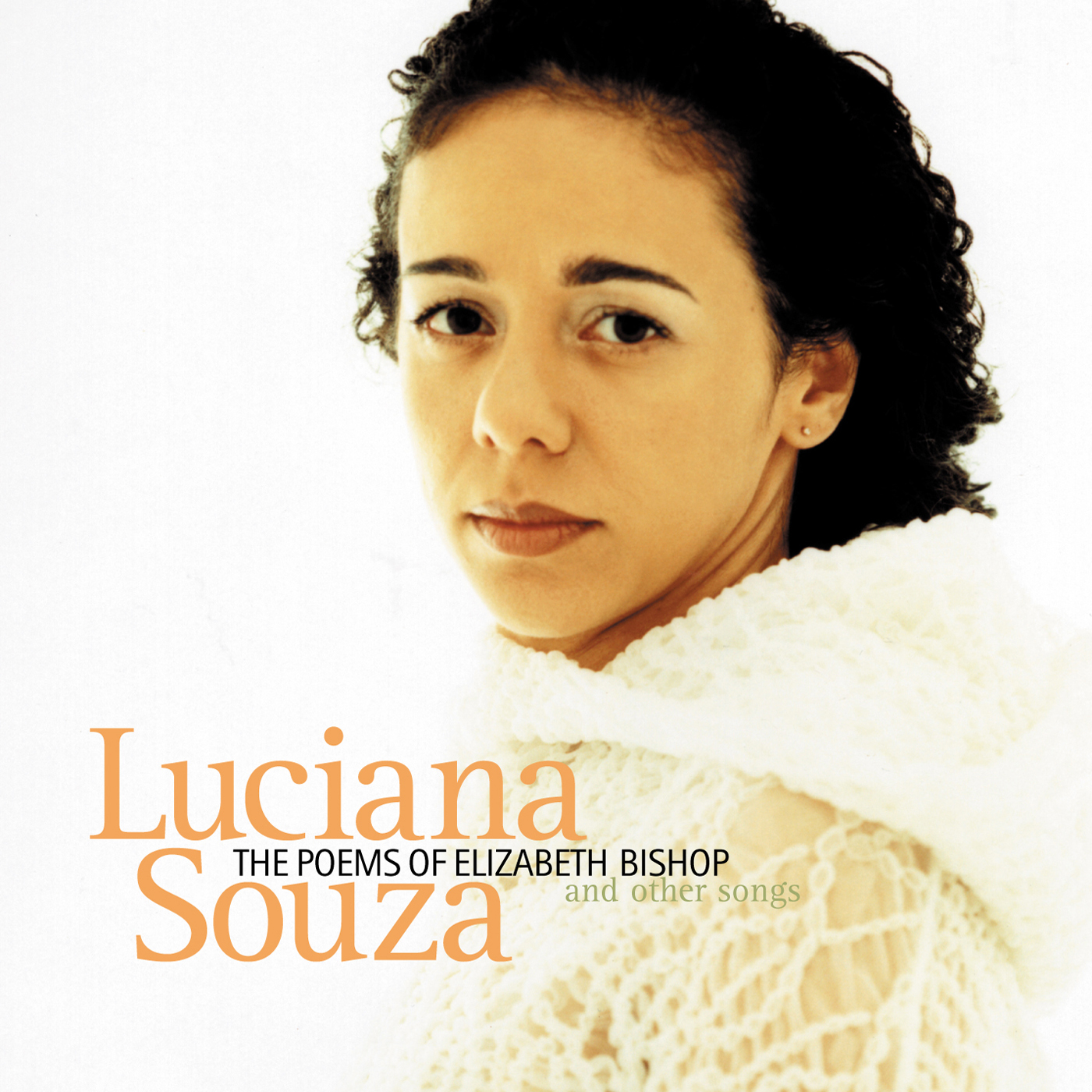 The Poems of Elizabeth Bishop and Other Songs by Luciana Souza cover