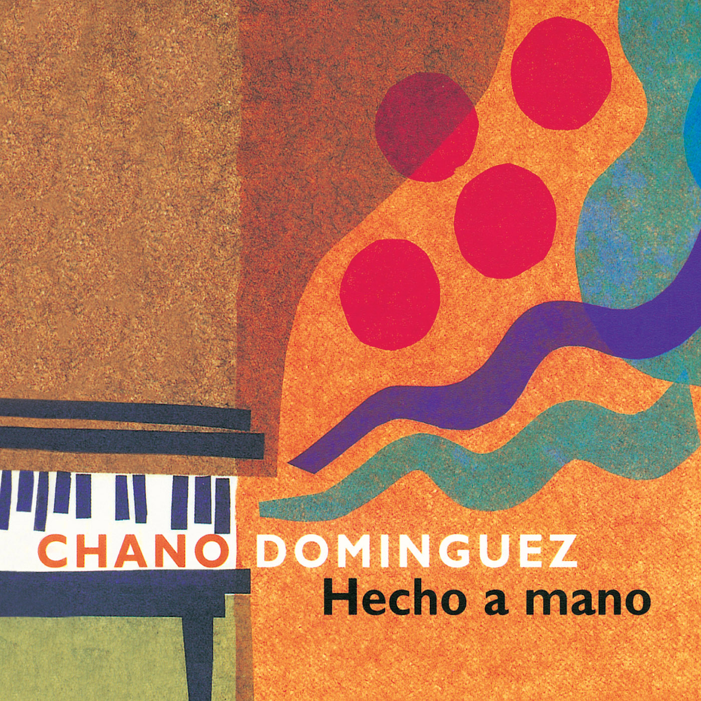 Hecho A Mano by Chano Dominguez cover