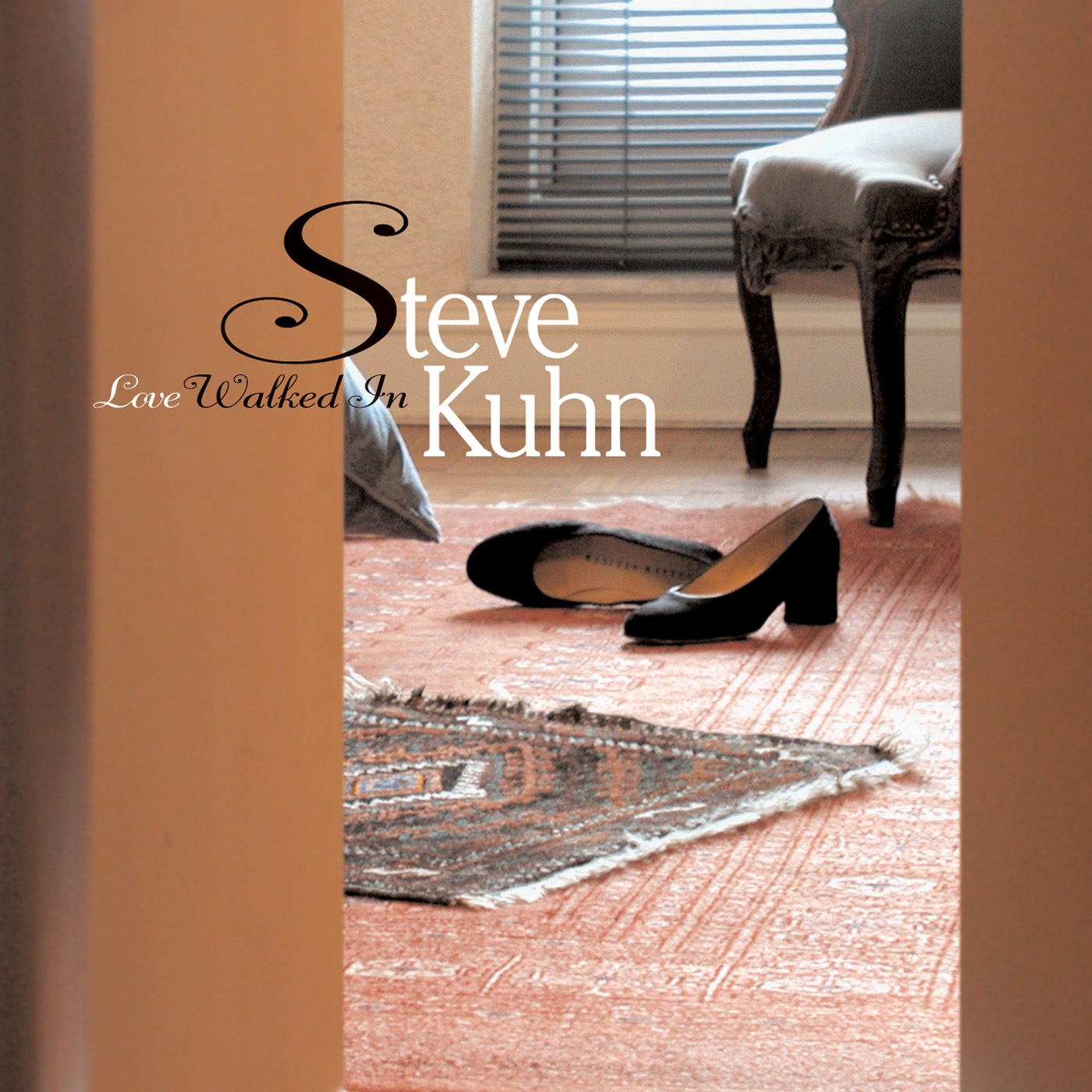 Love Walked In by Steve Kuhn cover
