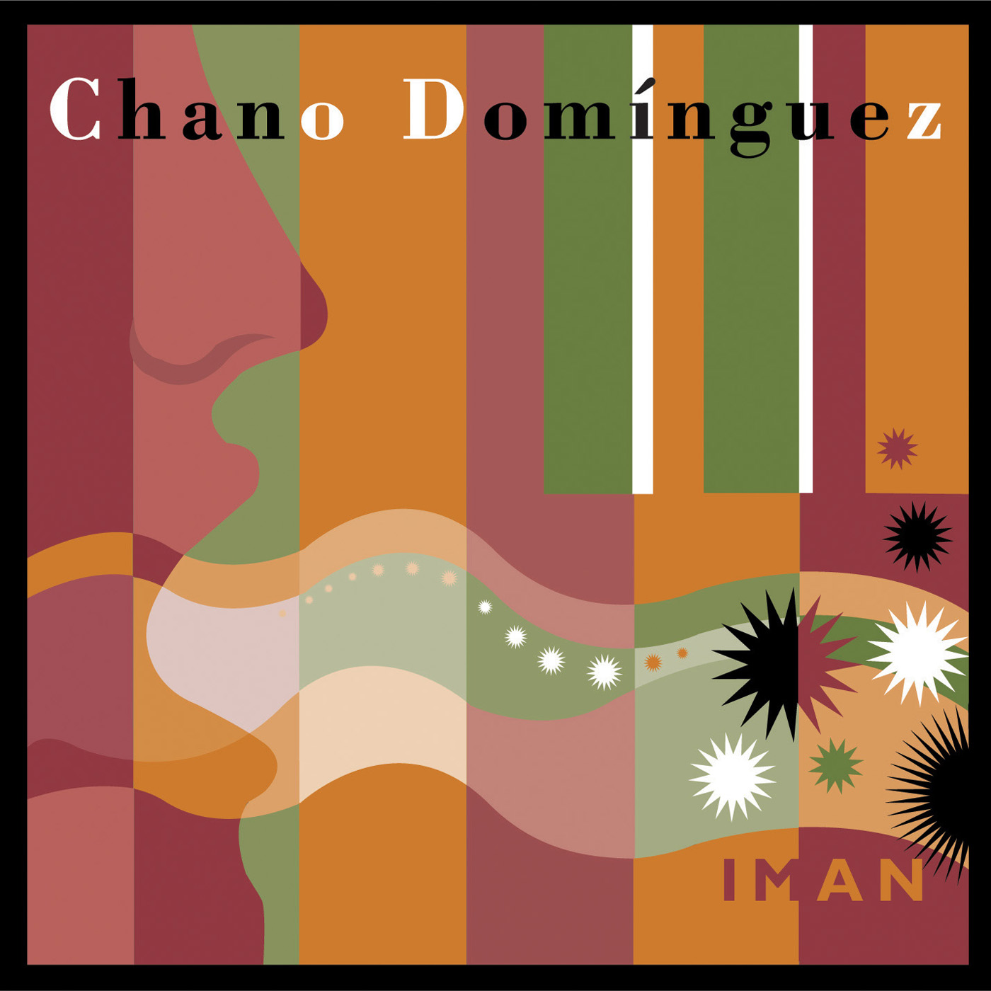 Iman by Chano Dominguez cover