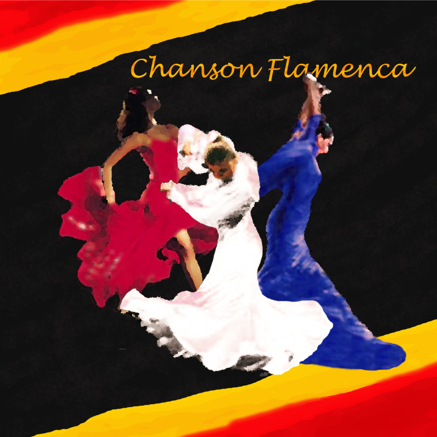 Chanson Flamenca by Various Artists cover
