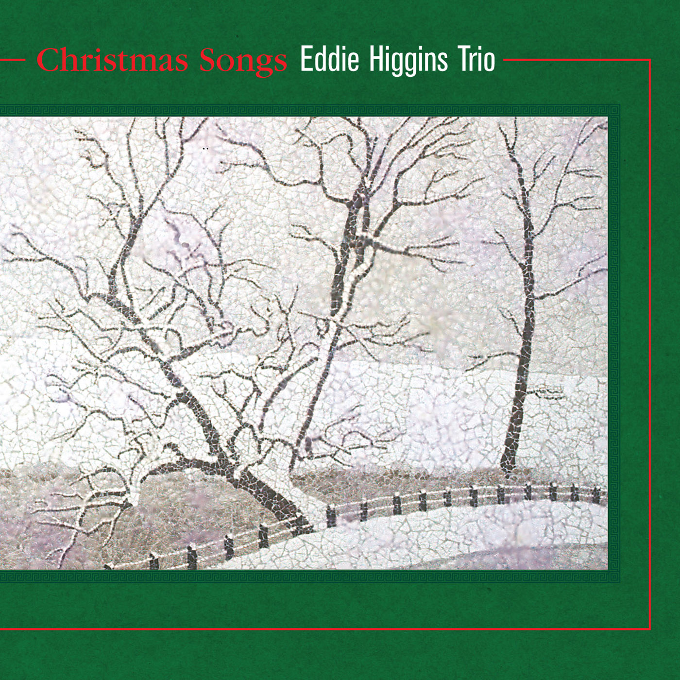 Christmas songs by Eddie Higgins cover