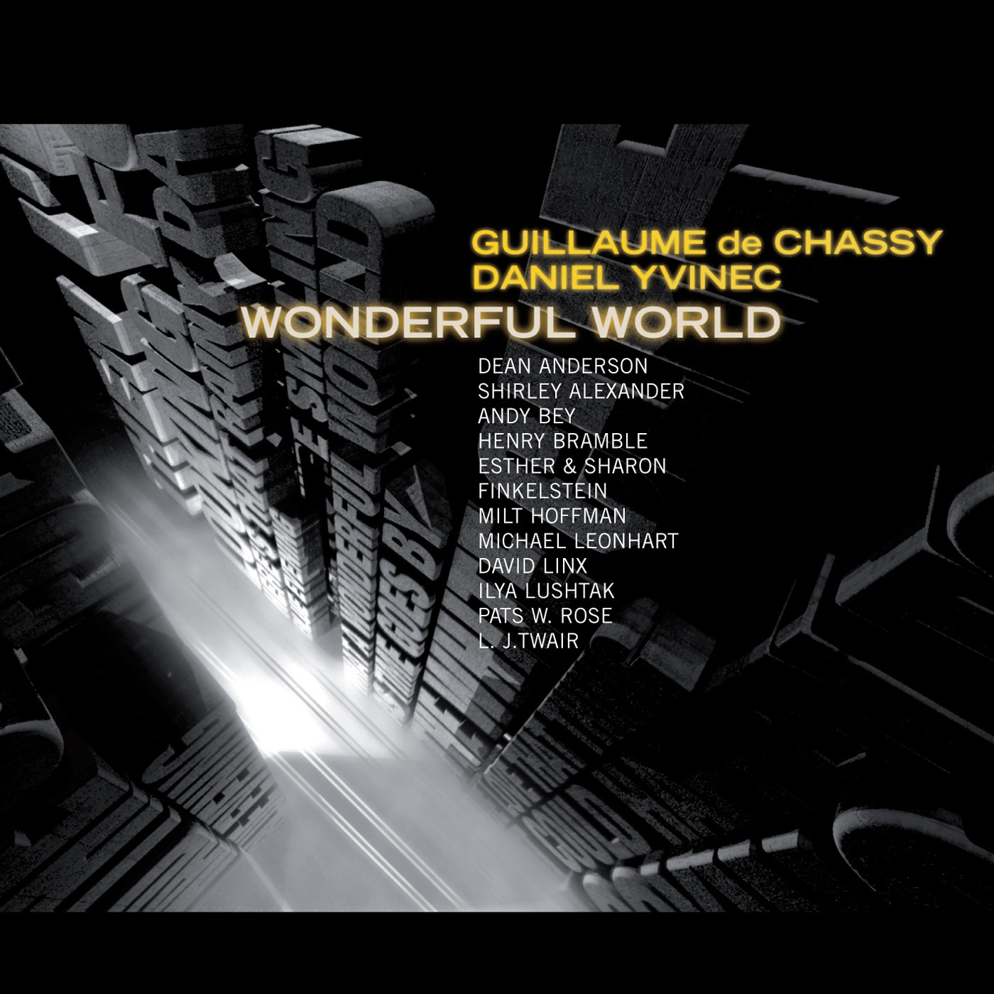 Wonderful World by Guillaume de Chassy cover