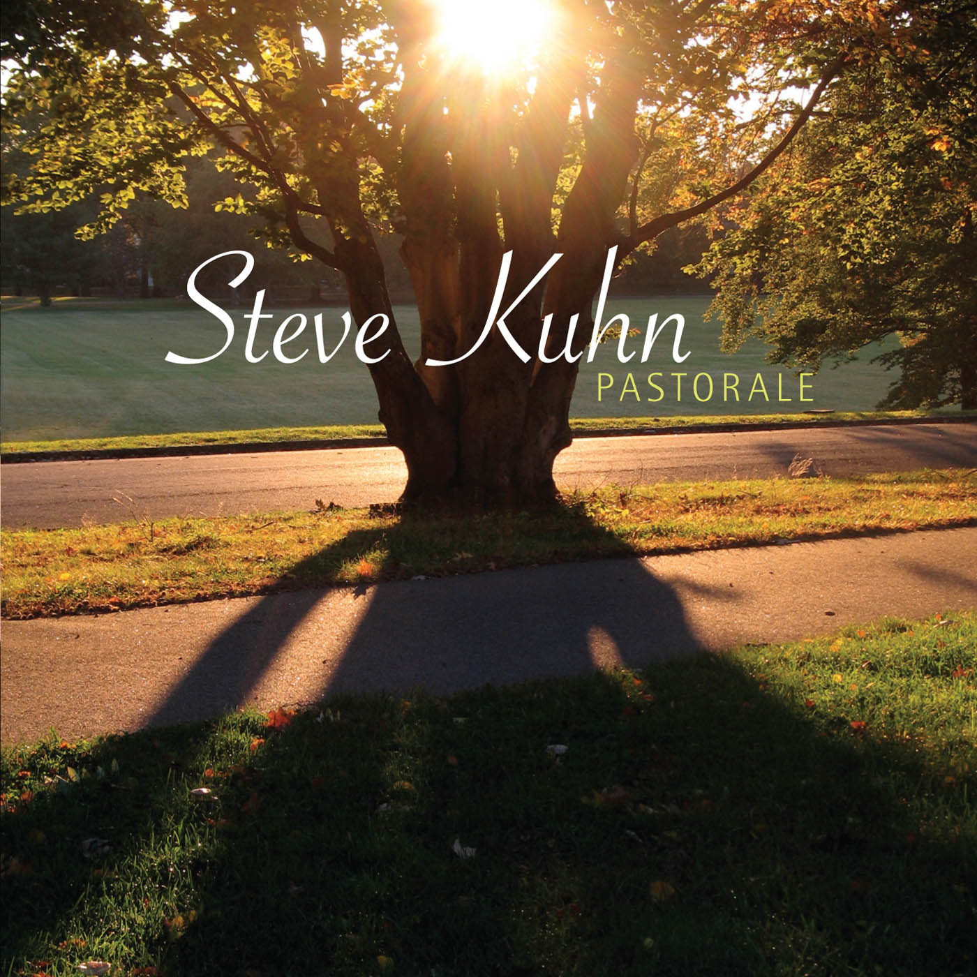 Pastorale by steve kuhn cover