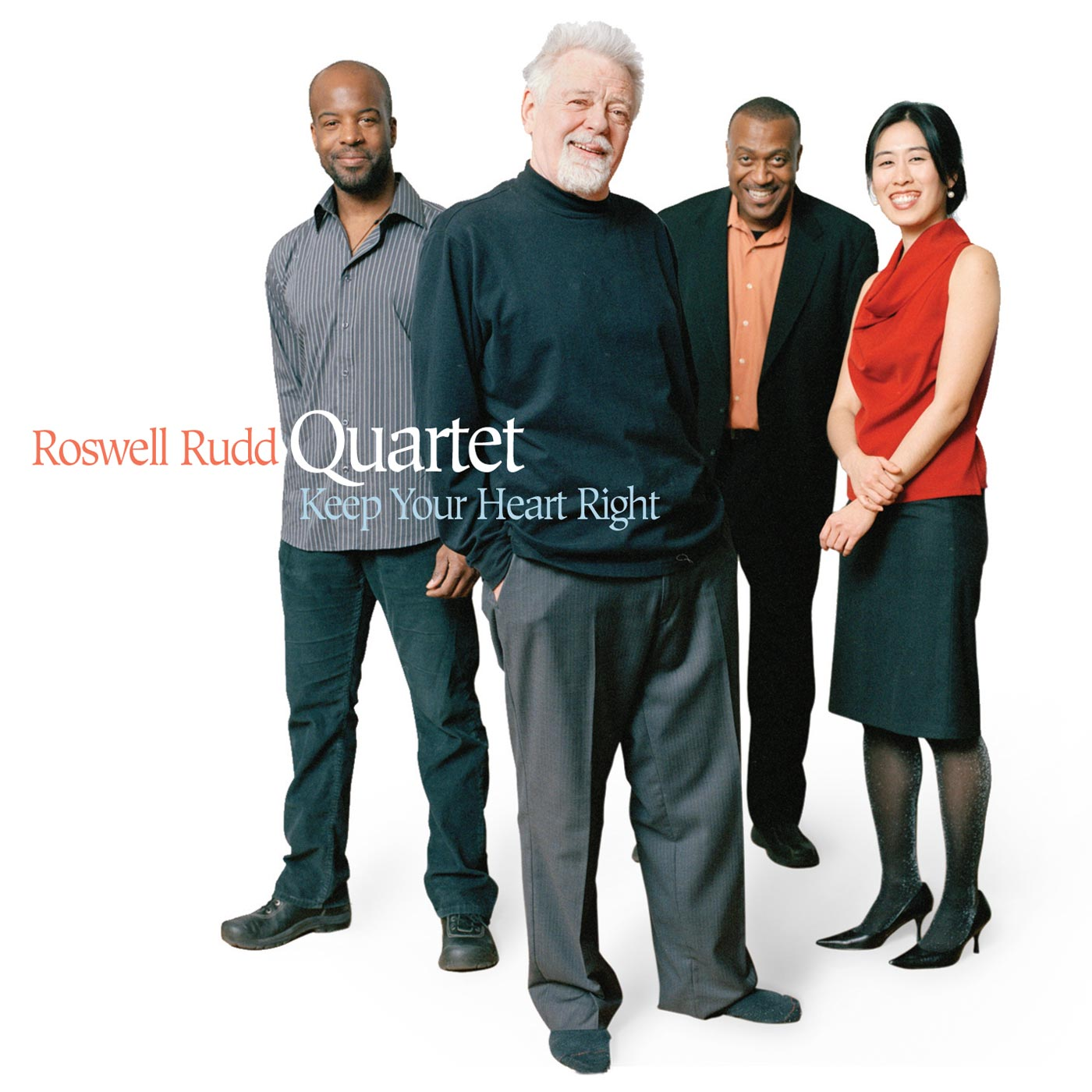 Keep Your Heart Right by Roswell Rudd cover
