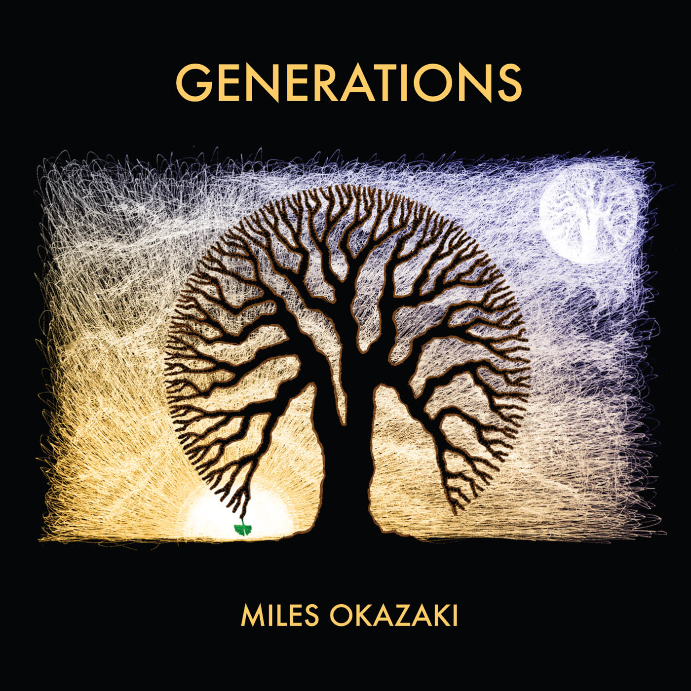 Generations by Miles Okazaki cover