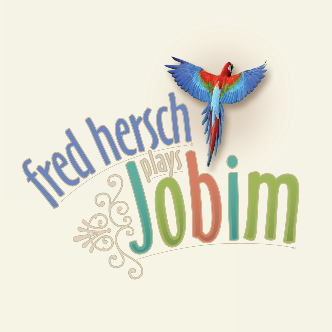 Fred Hersch Plays Jobim by Fred Hersch cover