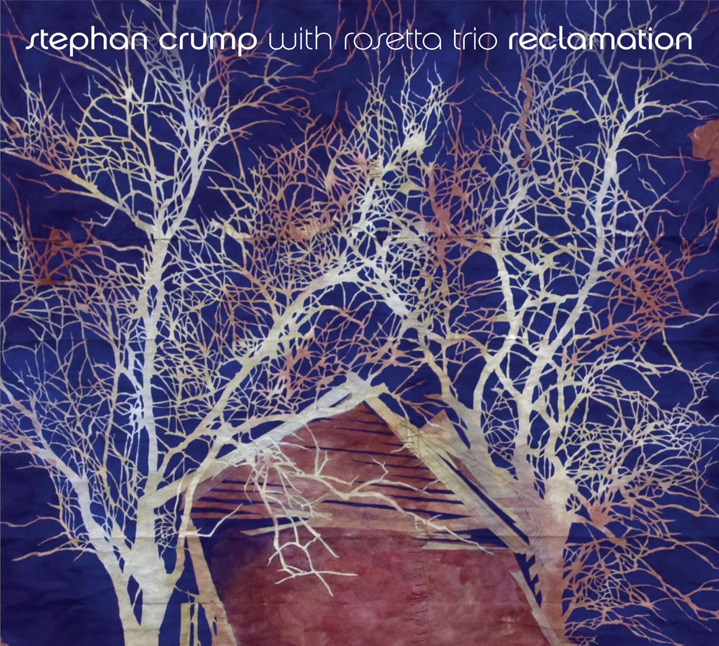 Reclamation by Stephan Crump cover