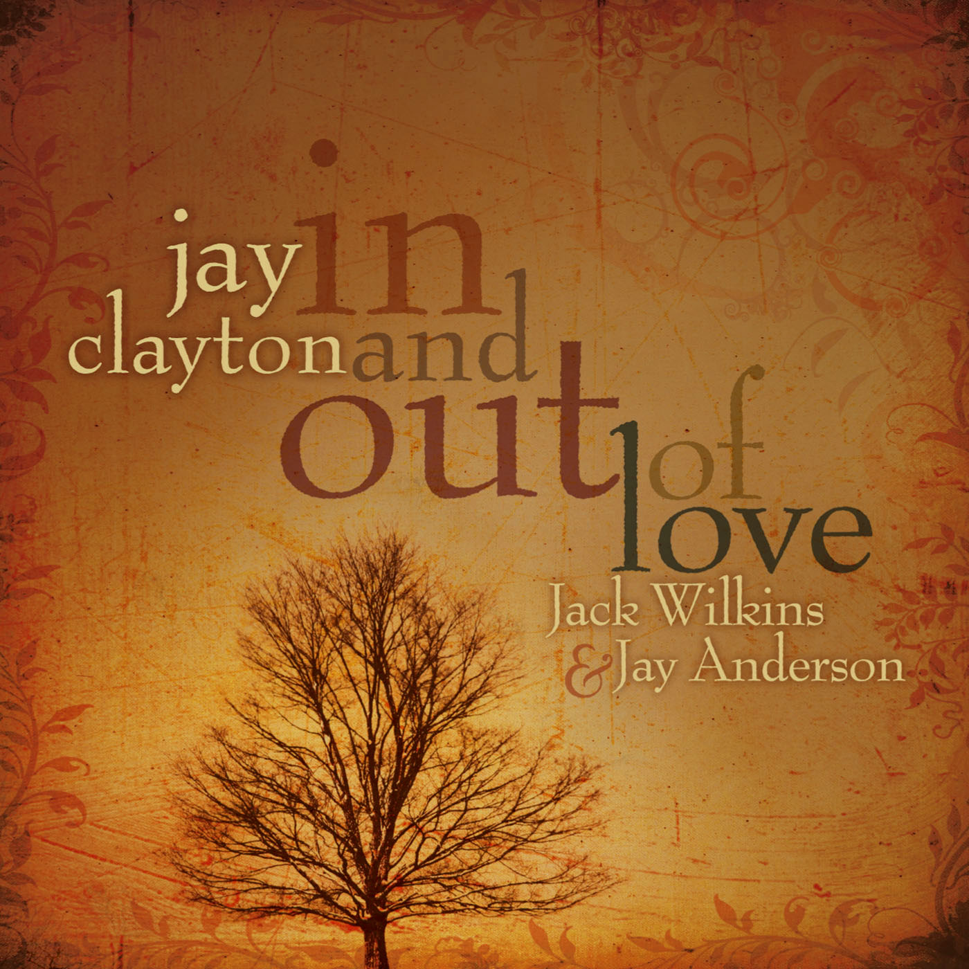 In And Out Of Love by Jay Clayton cover