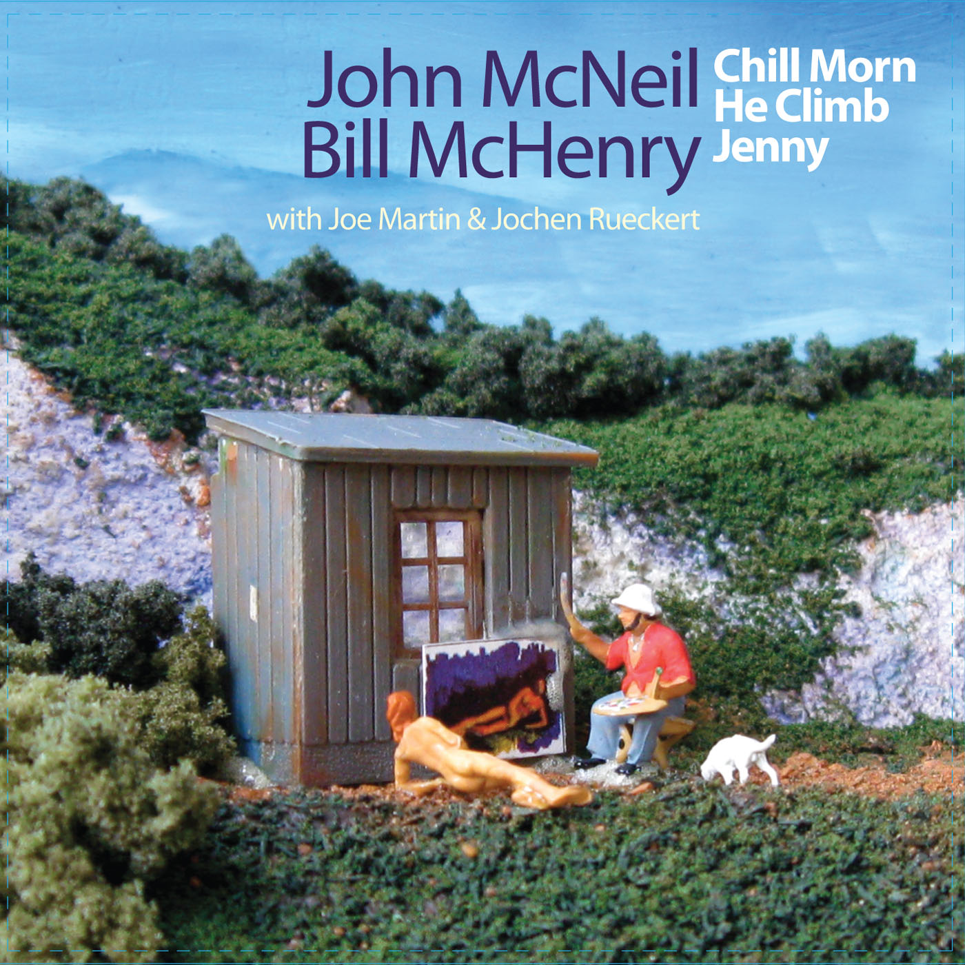 Chill Morn He Climb Jenny by John McNeil & Bill McHenry cover