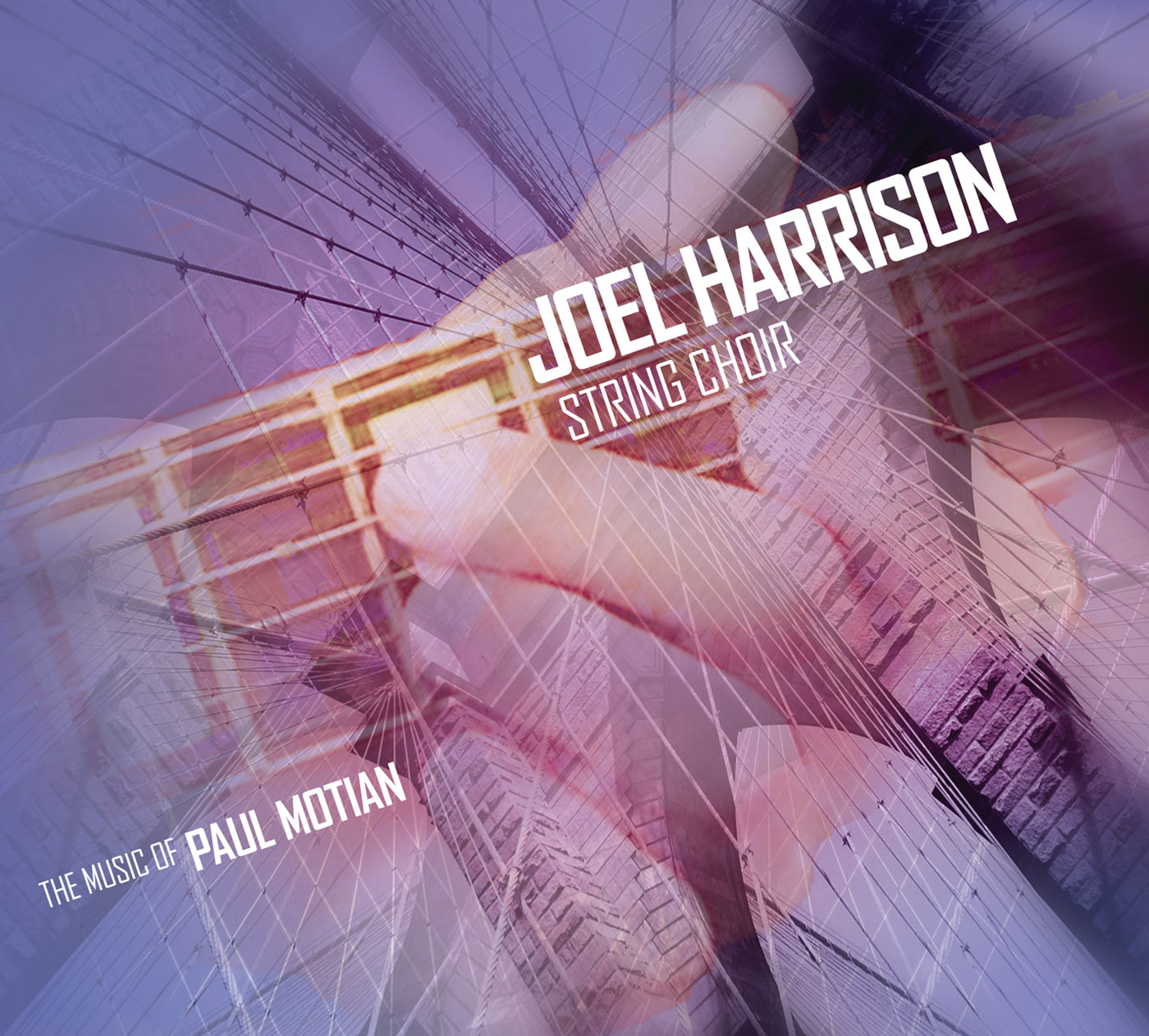 The Music of Paul Motian by Joel Harrison cover