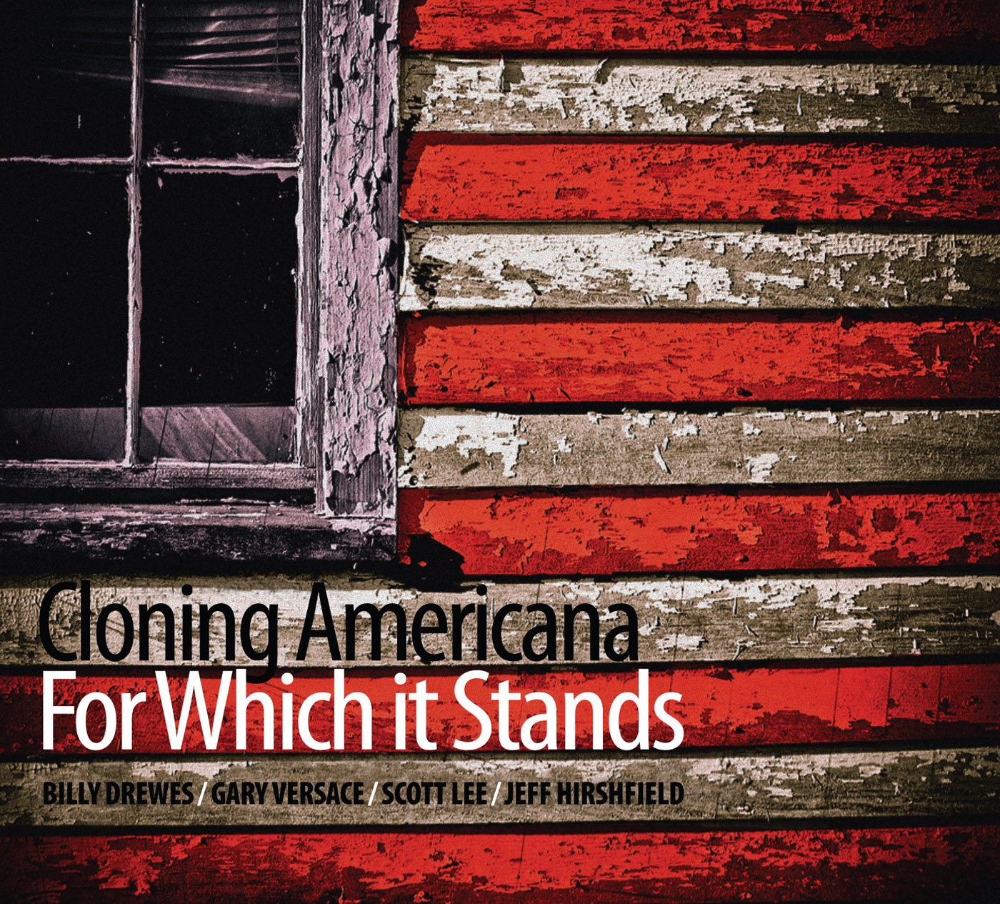 For Which it Stands by Cloning Americana cover