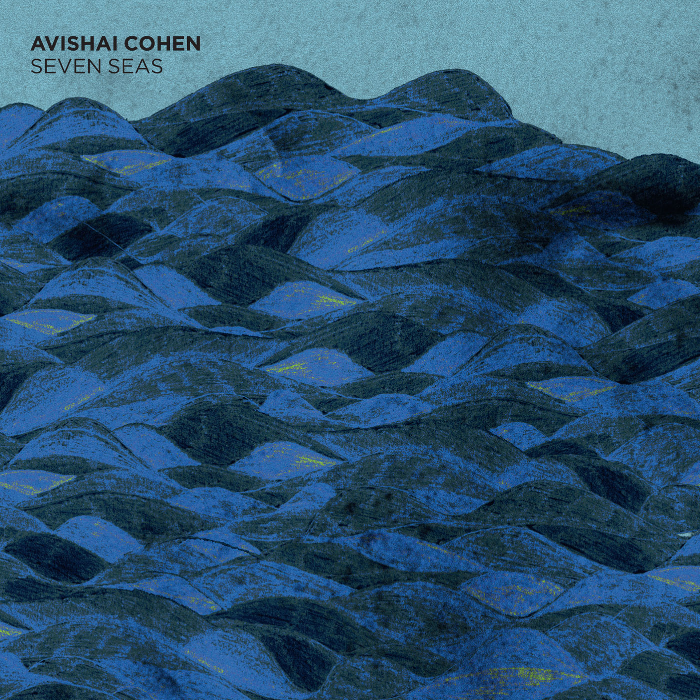 Seven Seas by Avishai Cohen cover
