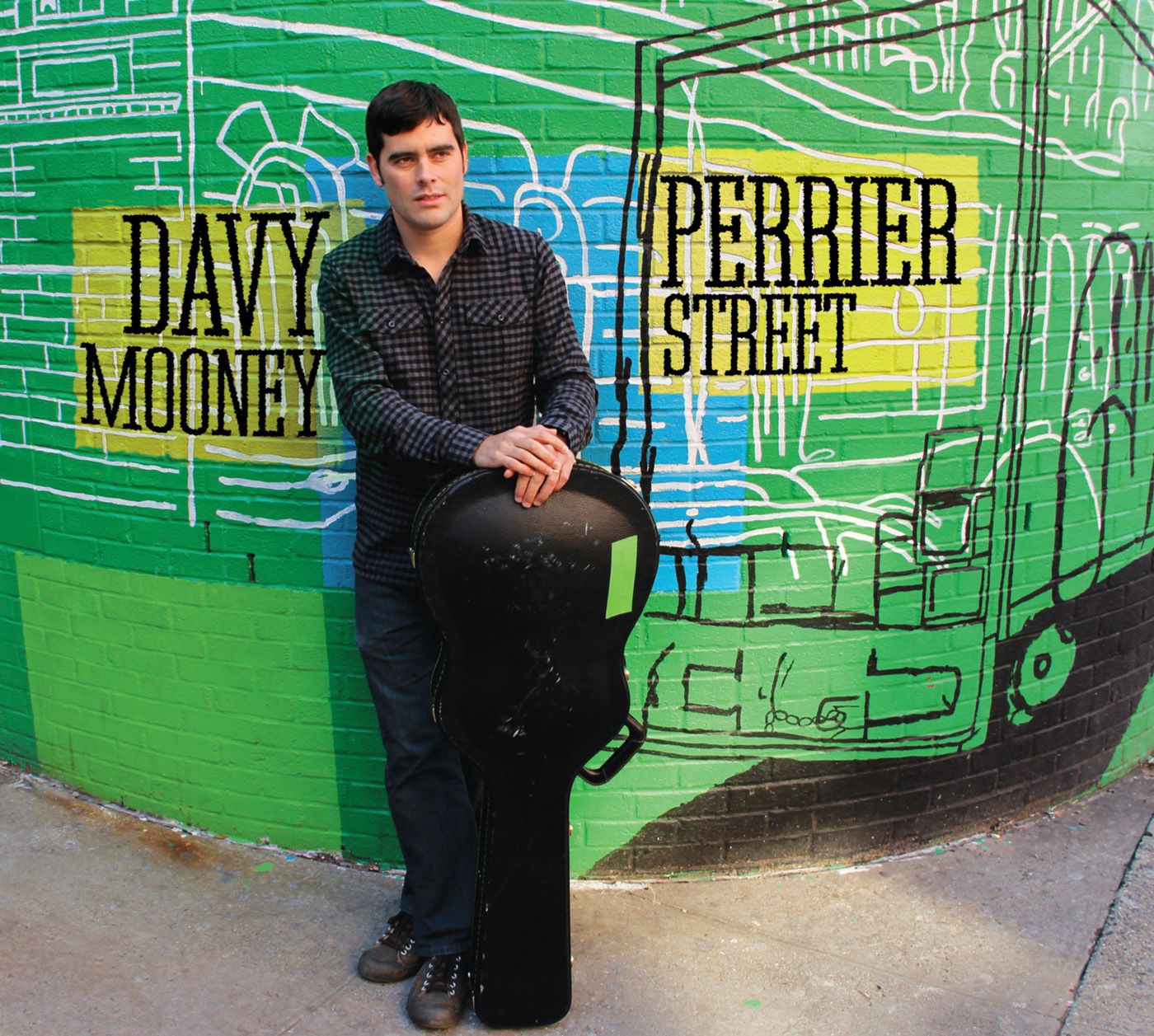 Perrier Street by Davy Mooney cover