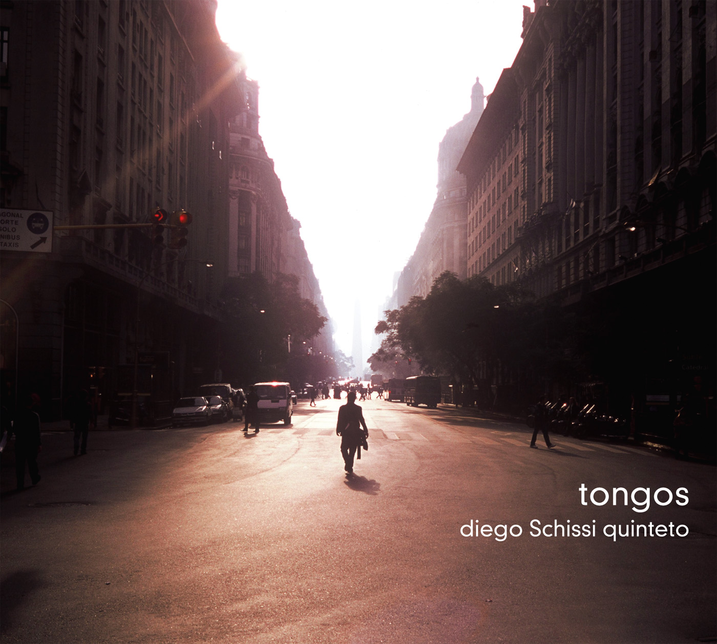 Tongos by Diego Schissi cover