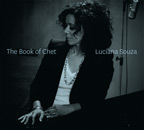 Book of Chet by Luciana Souza cover
