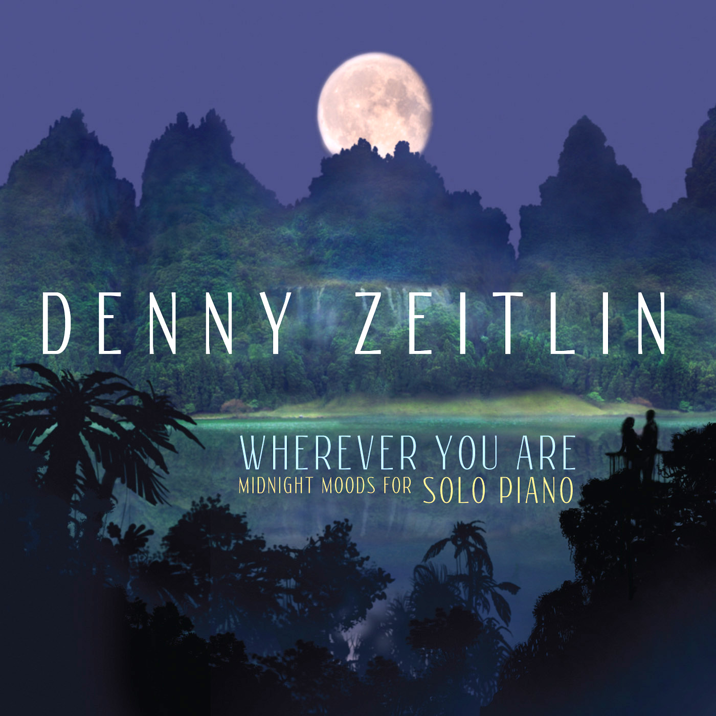 Wherever You Are by Denny Zeitlin cover