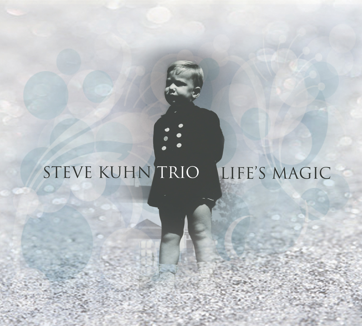 Life's Magic by Steve Kuhn cover