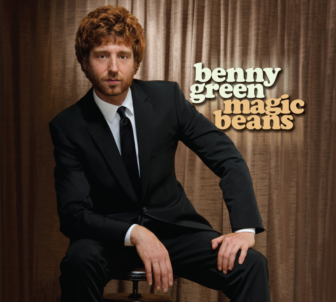 Magic Beans by Benny Green cover