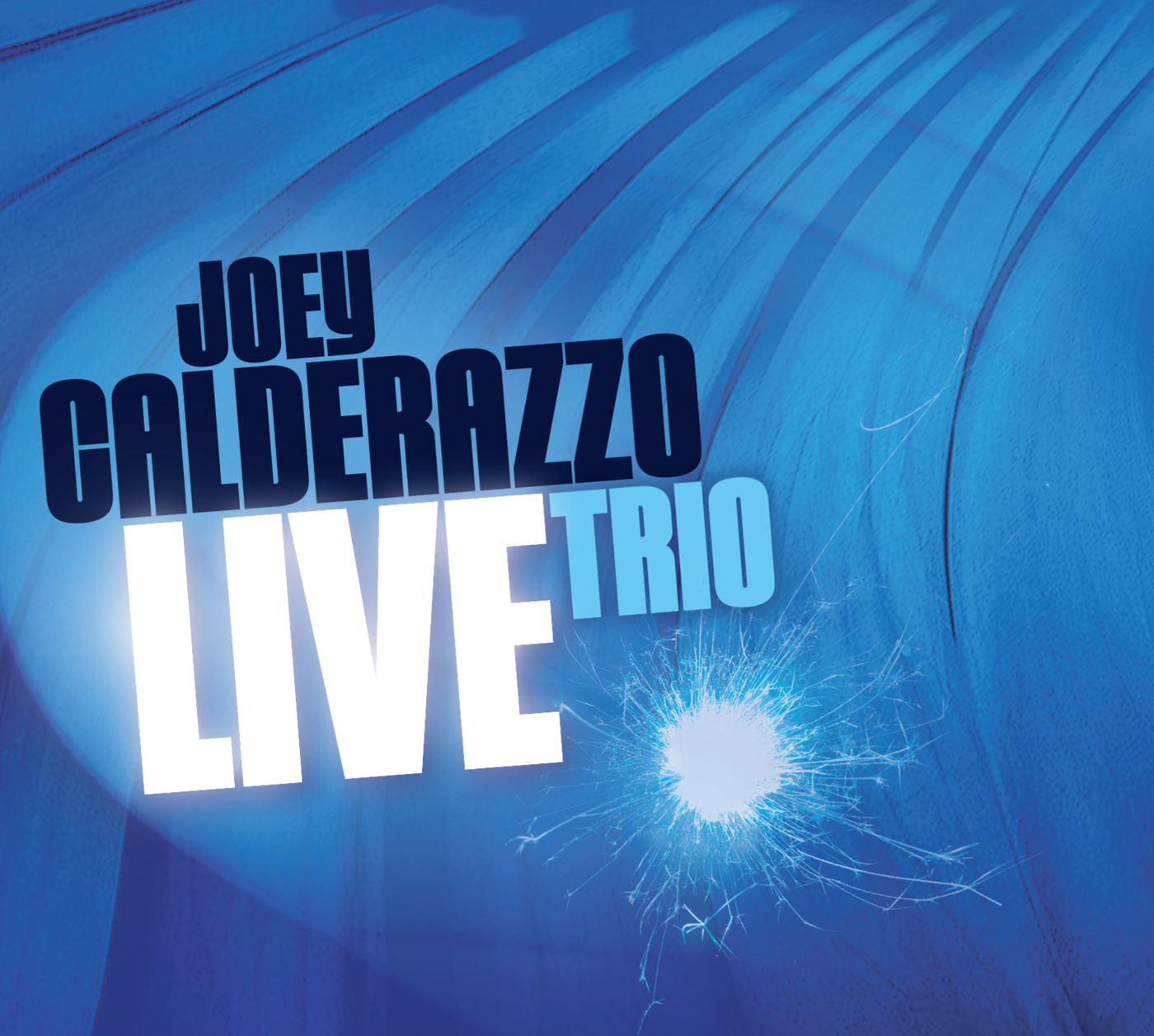 Live by Joey Calderazzo cover