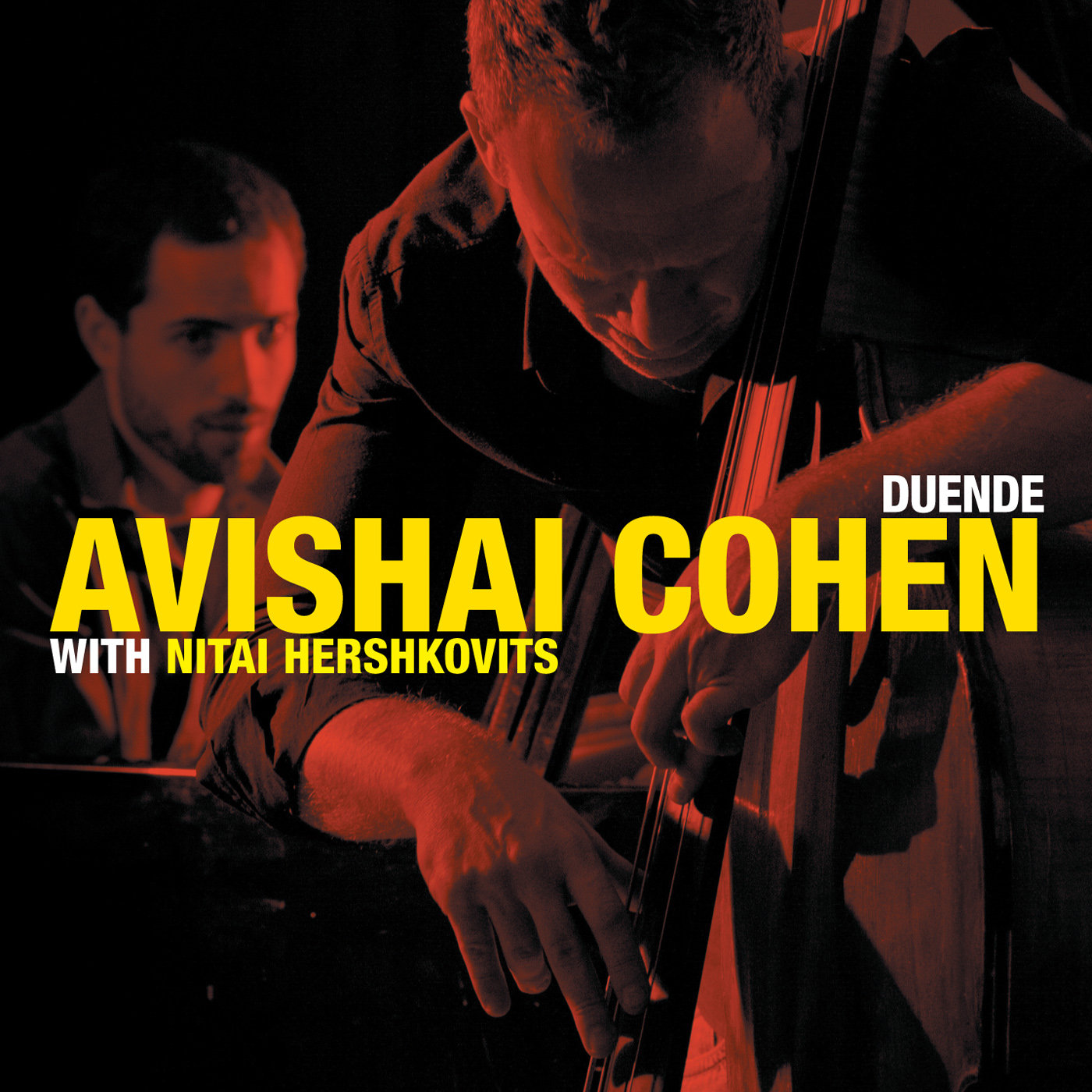 Duende by Avishai Cohen cover