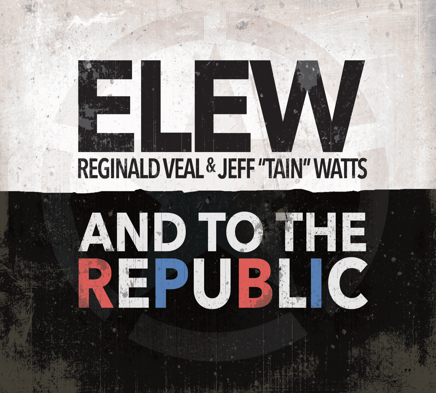 And To The Republic  by   ELEW cover