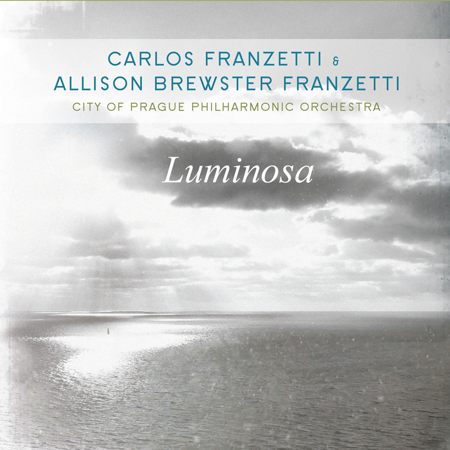 Luminosa  by Carlos  Franzetti cover