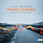 Homecoming  by Vince  Mendoza cover