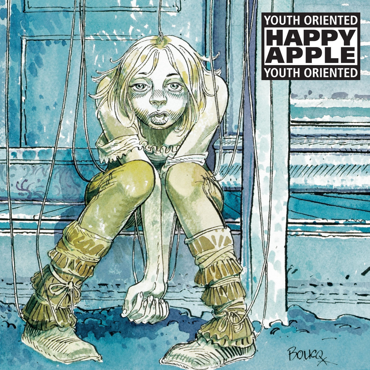 Youth Oriented by Happy Apple cover