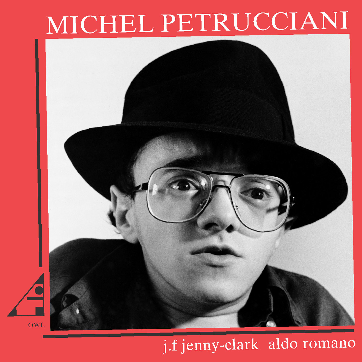 Michel Petrucciani by Michel Petrucciani cover