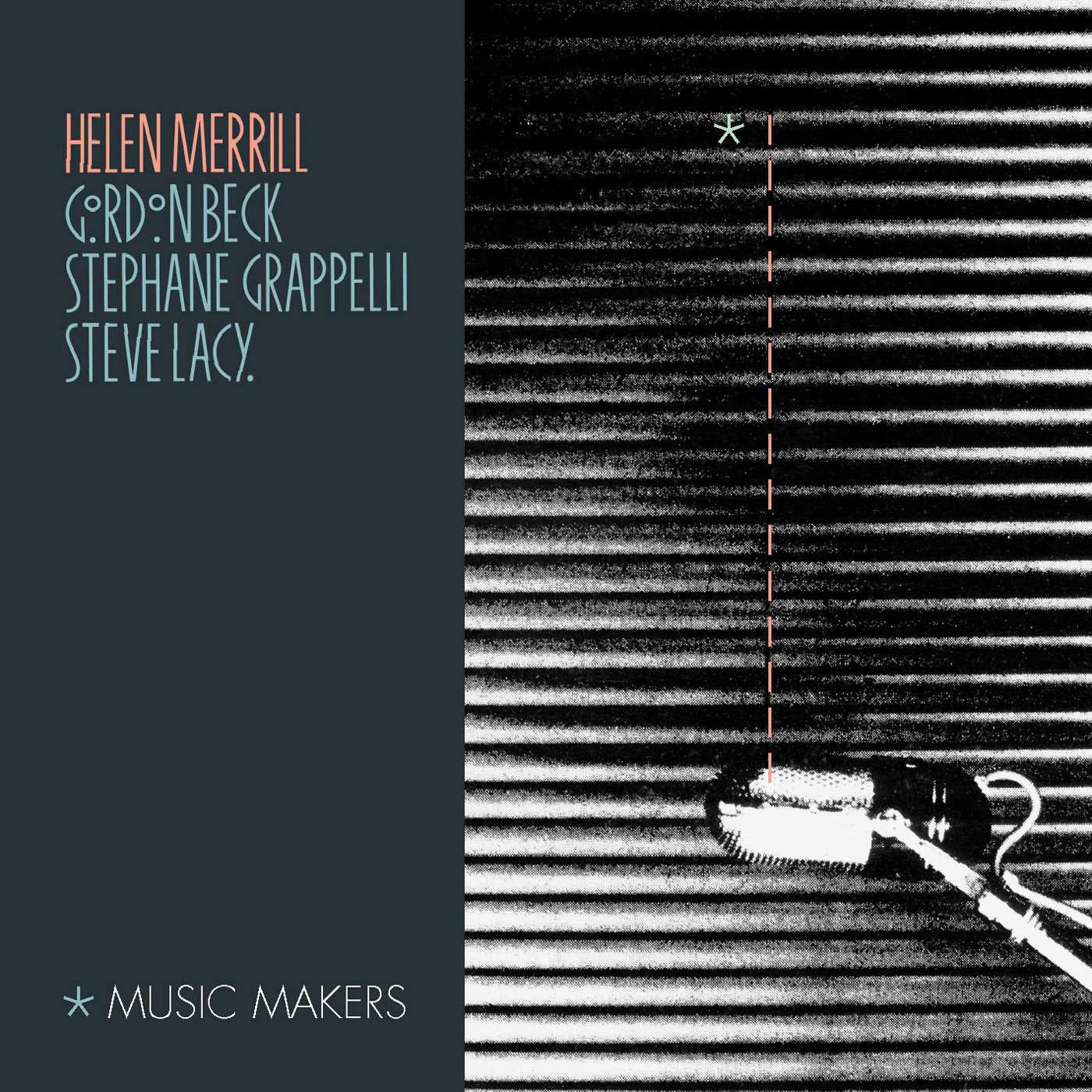 Music Makers by Helen Merrill cover