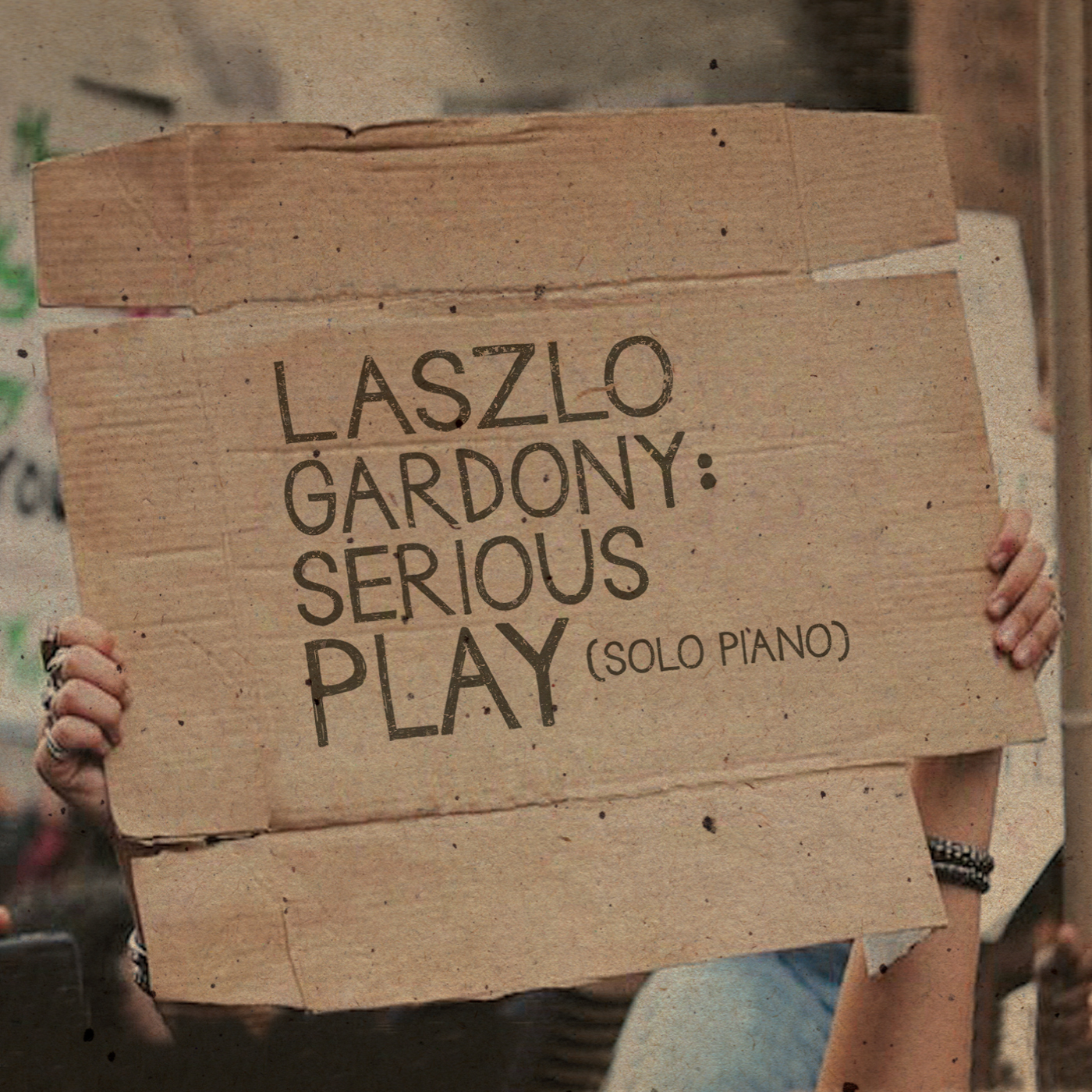 Serious Play  by Laszlo  Gardony cover