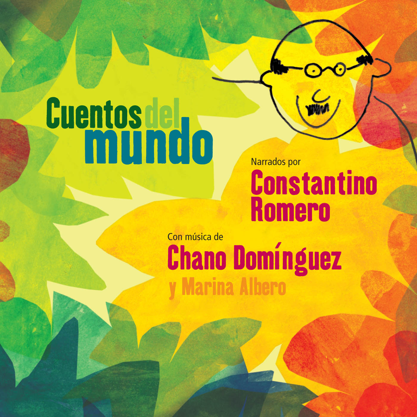 Cuentos Del Mundo by Chano Dominguez cover