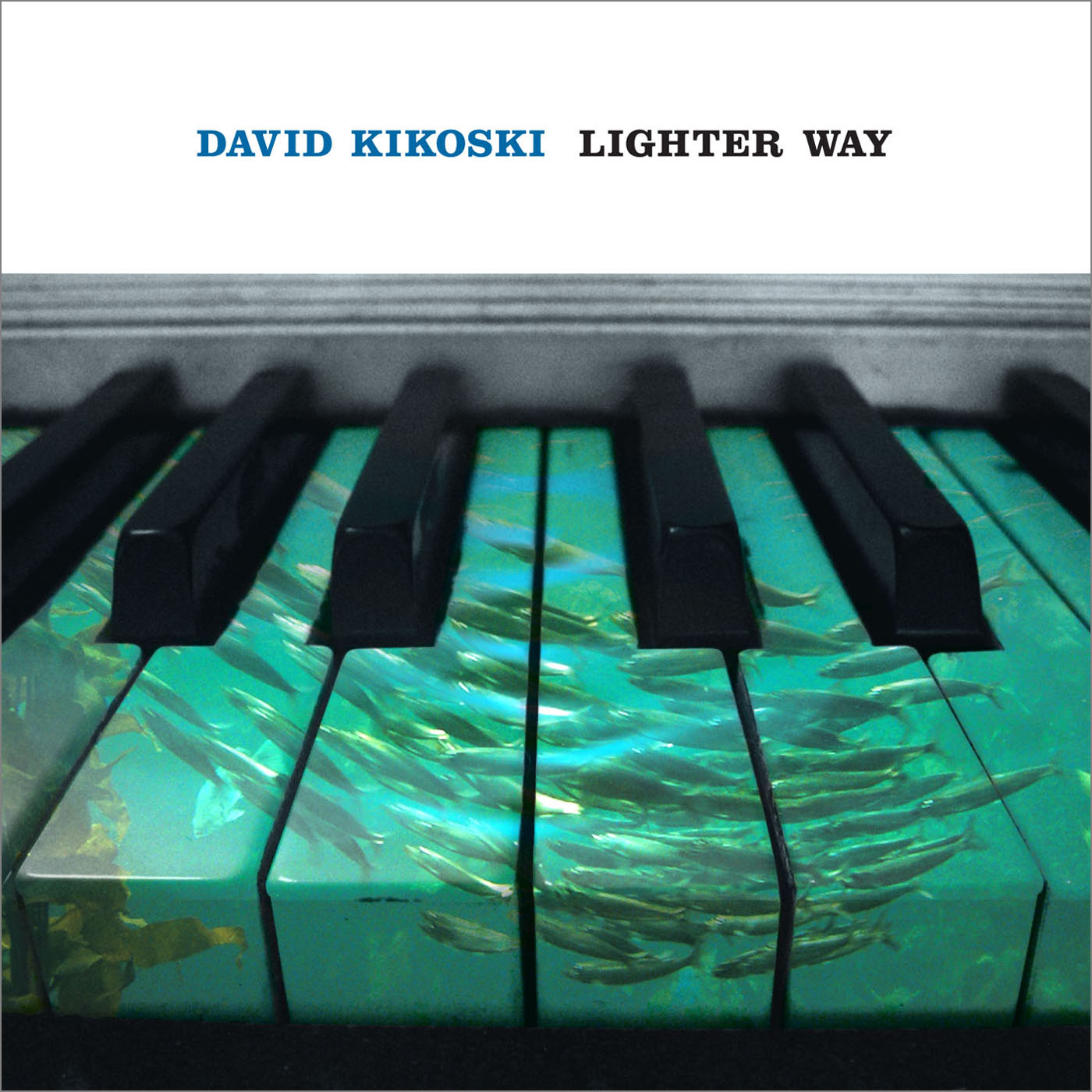 Lighter way by dave Kikoski cover