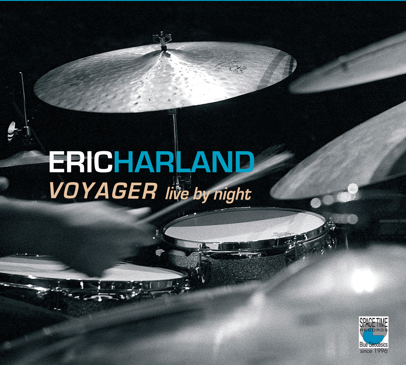 Voyager : Live By Night by Eric Harland cover