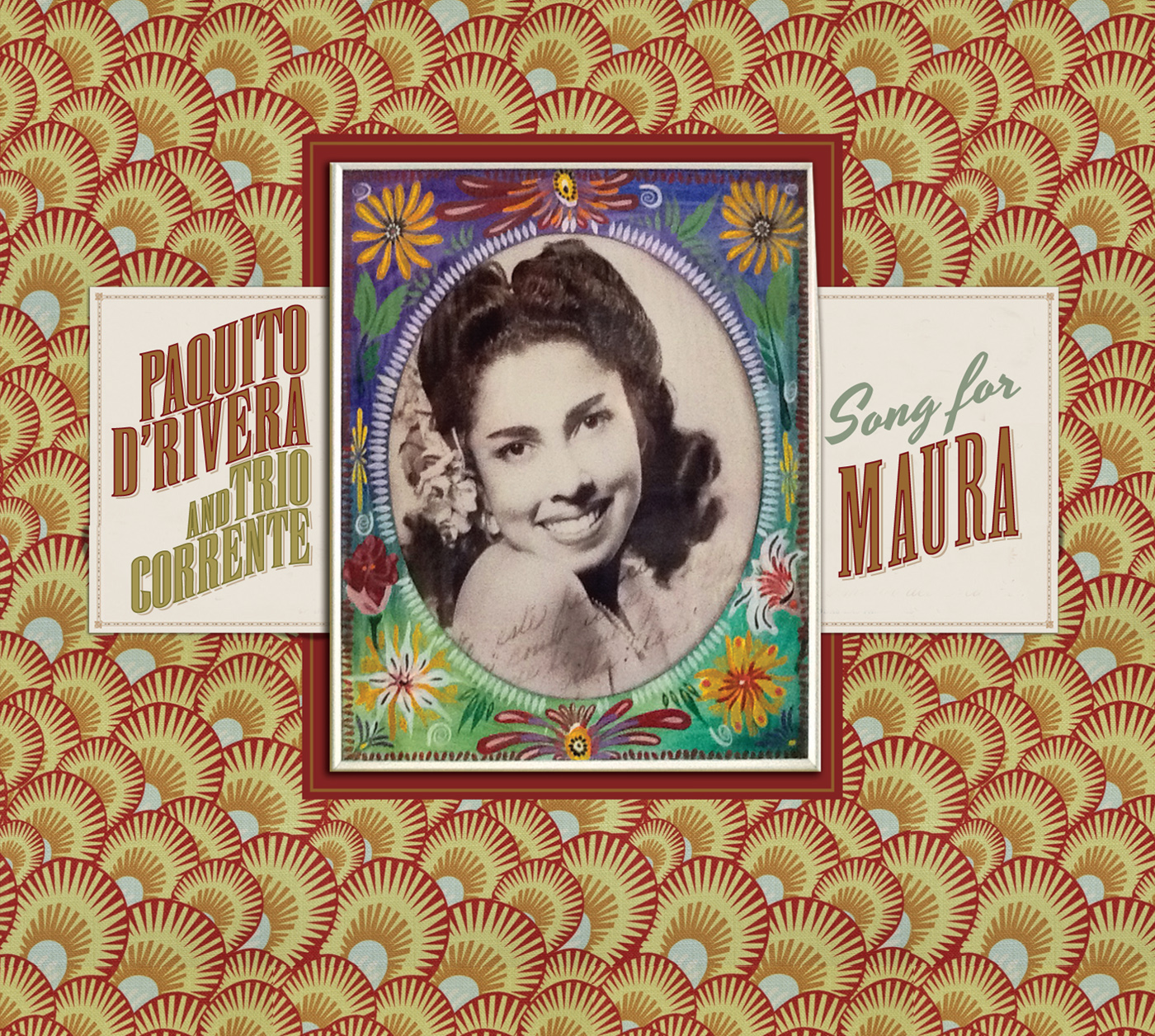 Song for Maura by Paquito D'Rivera cover