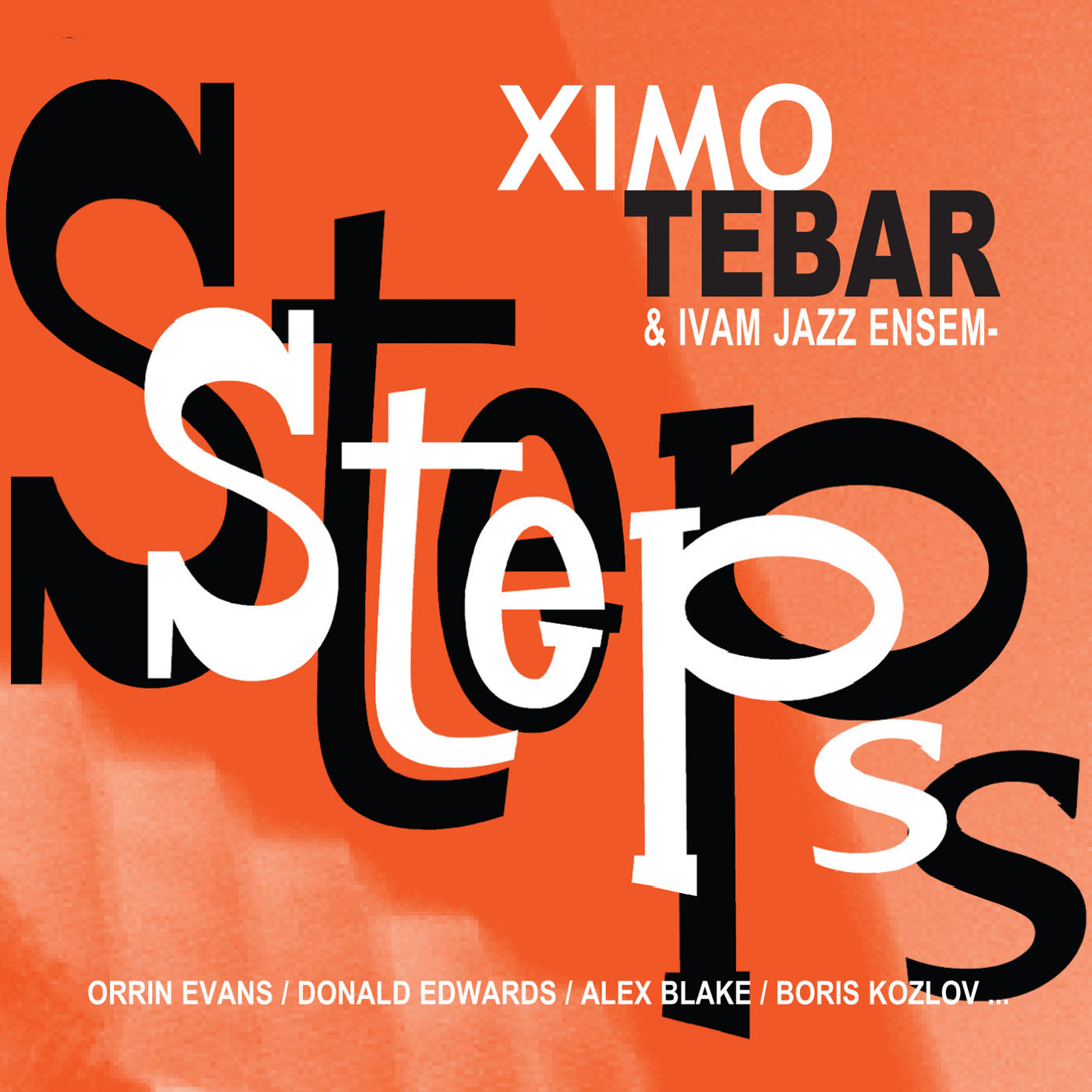 Steps by Ximo Tebar cover