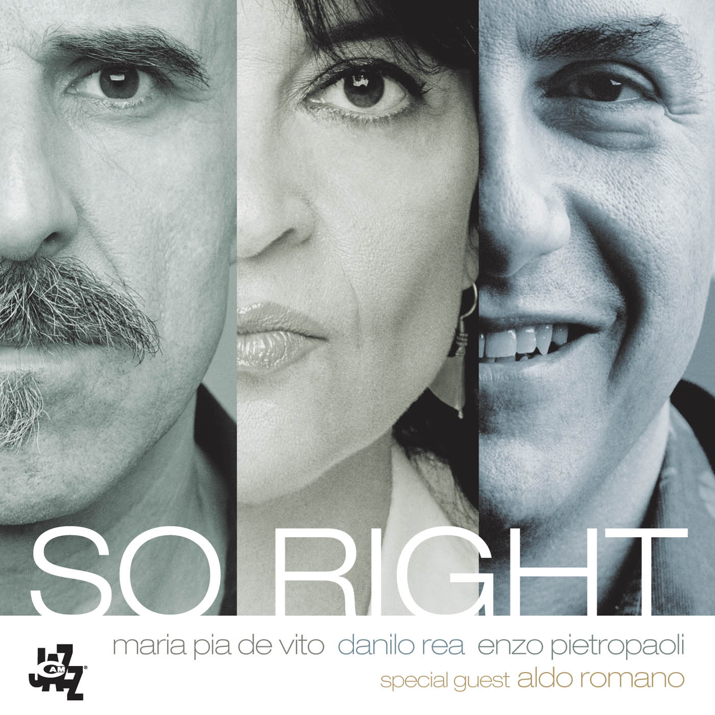 So Right by MariaPia De Vito cover