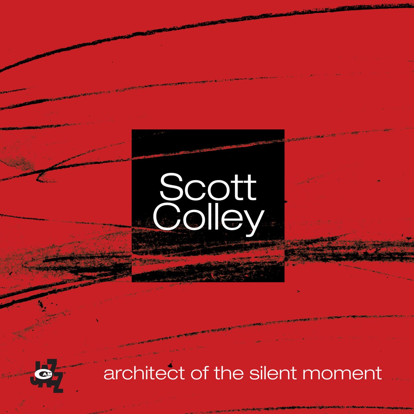 Architect Of The Silent Moment by Scott Colley cover