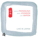 Live in Japan by Enrico Pieranunzi cover